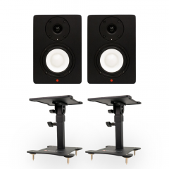 Studiospares SN4A Pair + Desktop Monitor Stands
