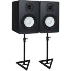 Studiospares SN5A Pair + Monitor Stands