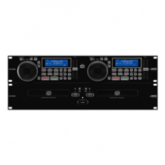 Stageline CD-292 USB Dual DJ CD Player