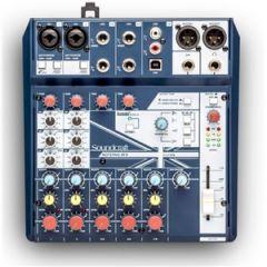 Soundcraft Notepad-8FX