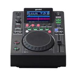 Gemini MDJ-500 Pro USB Media Player