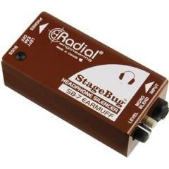 Radial StageBug SB-7 Ear Muff Headphone Controller