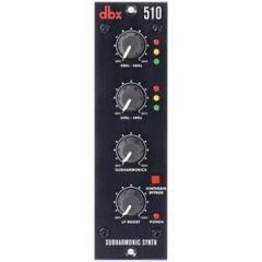 dbx 510 Subharmonic Synth 500 Series