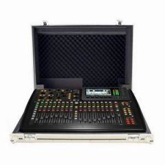 Behringer X32 Compact + Trojan Mixer Case