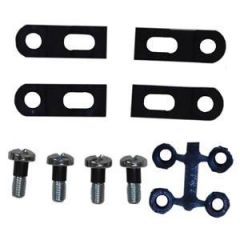 Adam Hall Humfrees Mounting Kit (4-Pack including Screws)