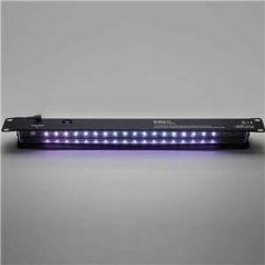Adam Hall LED Array Racklight 19'' 1U (White)