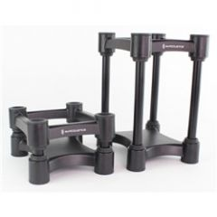 IsoAcoustics ISO130 Stands pair Black