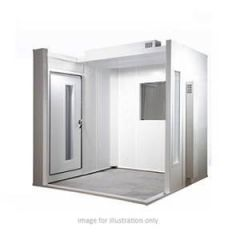 Esmono 80mm 4m x 3.7m x 2.2m Room