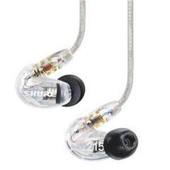Shure SE215 Clear Earphones
