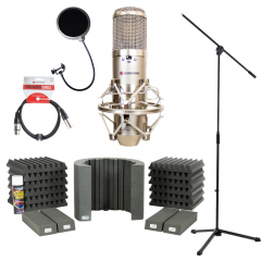 Studiospares S2000 Essentials Studio Pack