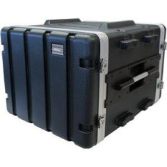 Trojan Carbon Rack Case 8U