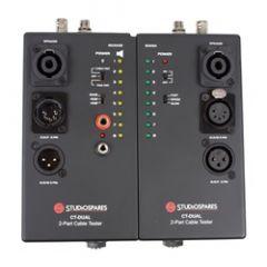 2-Part Cable Tester - Studiospares CT-DUAL