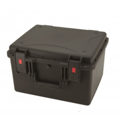 Proel PPCASE07 IP67 Waterproof Flight Case with Layered Picky Foam