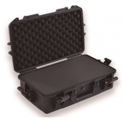 Proel PPCASE09 IP67 Waterproof Flight Case with Layered Picky Foam