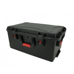 Proel PPCASE14W IP67 Waterproof Wheeled Flight Case with Layered Picky Foam