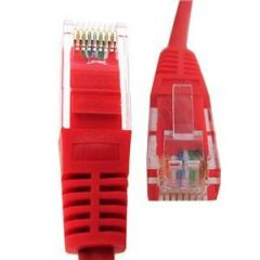 CAT 6 3m Red Patch Cord