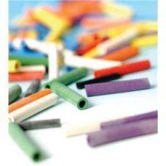 Hellerman Rubber Tubing 1.5mm x 20mm Black 1000-Pack