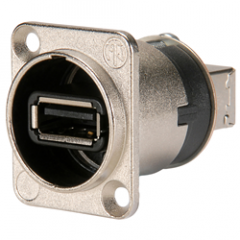 Neutrik USB Feedthrough NAUSB-W