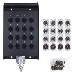 Neutrik Pro SB16 Bundle 12xXLR / 4xJack