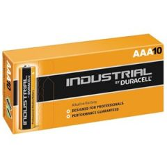 Duracell AAA Industrial 10-Pack Batteries