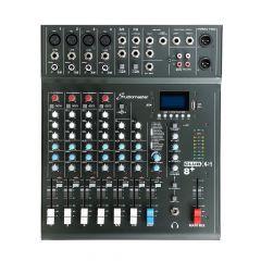 Studiomaster Club XS 8+ 8 Channel Mixer