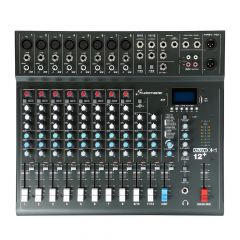 Studiomaster Club XS 12+ 12 Channel Mixer
