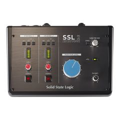 SSL 2 2-IN / 2-OUT USB Audio Interface