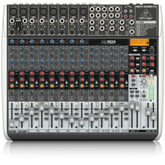 Behringer Xenyx QX2222USB Mixer