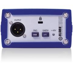 Klark Teknik DN100 DI Box