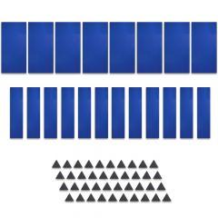 Studiospares StudioATK-60 Acoustic Treatment Kit Navy Blue