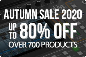 Studiospares Autumn Sale