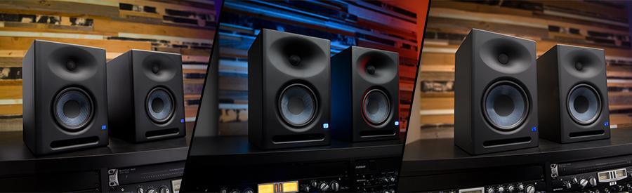 PreSonus Eris XT Range & Speaker Placement