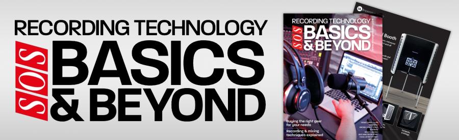 PVB in Sound On Sound Basics & Beyond