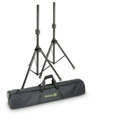 Gravity SS5211BSET1 Speaker Stands pair with Bag