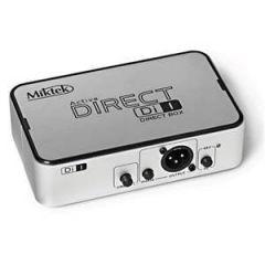 Miktek DI1 Active DI Box