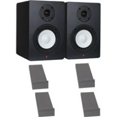 Studiospares SN5A Pair + Monitor Pads