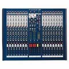 Soundcraft LX7ii 16 Channel Mixer