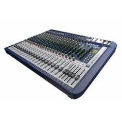 Soundcraft Signature 22 16-input Analogue Mixer