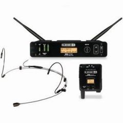 Line 6 XD-V75HS Black Headset Wireless System