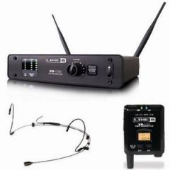 Line 6 XD-V55HS Black Headset System
