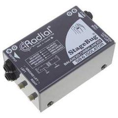 Radial StageBug SB-6 Isolator Compact Stereo