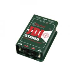 Radial JDI Stereo Passive DI Box