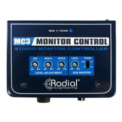 Radial MC3 Monitor Controller