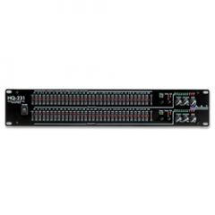 ART HQ231 Pro Dual 31 Band EQ