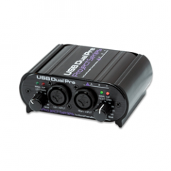 ART USB Dual Pre Mic Preamp with USB