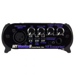ART MyMonitor II Personal Monitor Mixer