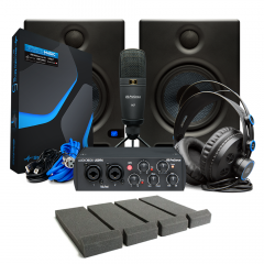 PreSonus Eris E5 & AudioBox Ultimate Bundle