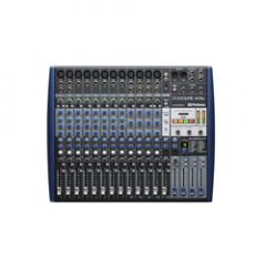 PreSonus StudioLive AR16c USB-C 18-Channel Hybrid Performance and Recording Mixer