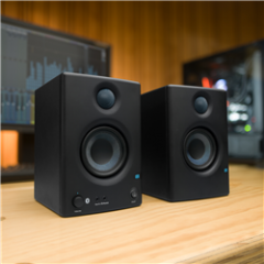 Presonus Eris 3.5 BT Studio Monitors Pair with Bluetooth