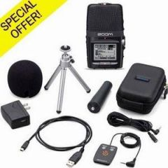 Zoom H2N & Accessory Pack (APH-2N) Bundle
